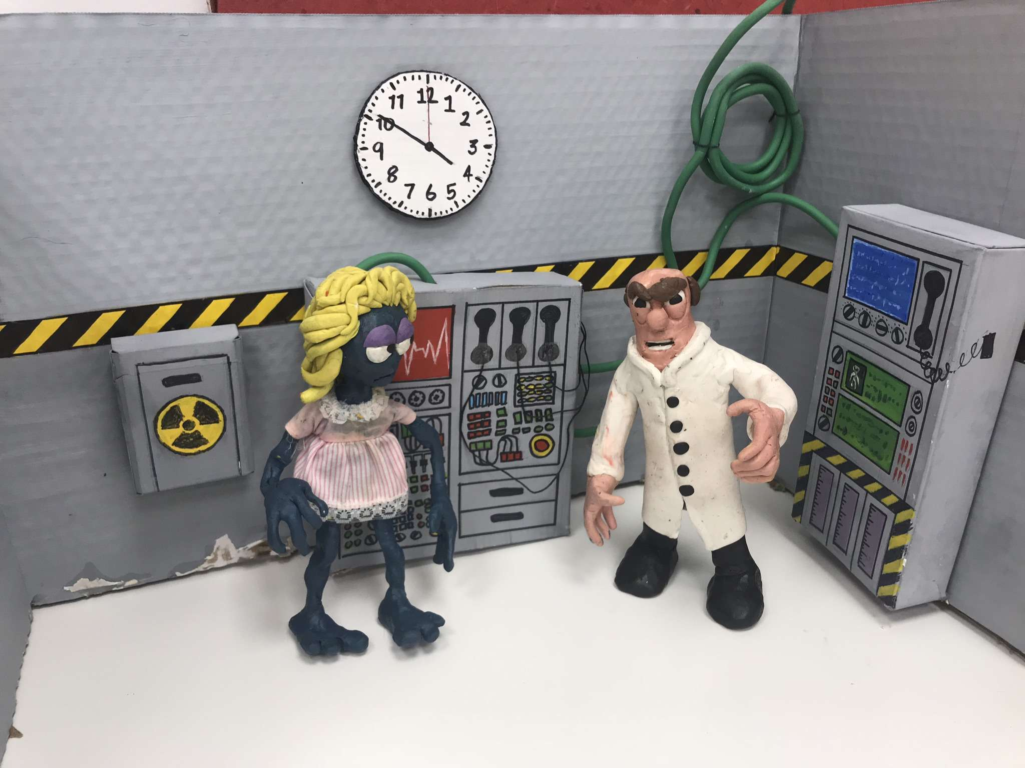 Stop-Motion Animation – 10-14 y/o