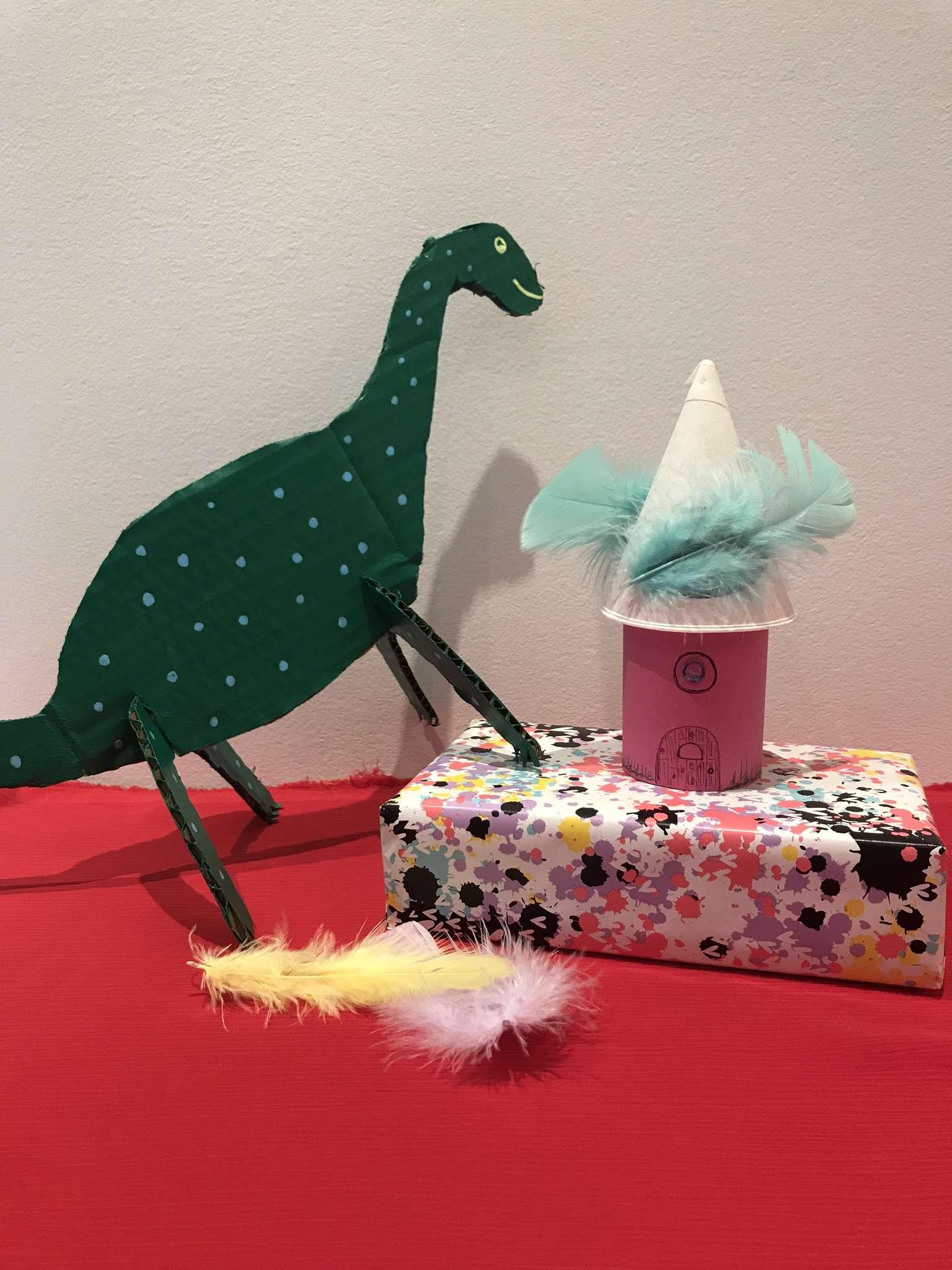 Scrap Art Sculpture for Kids – WC012-02