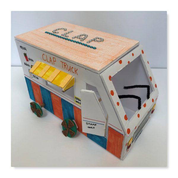 DIY Food Truck Craft Kit
