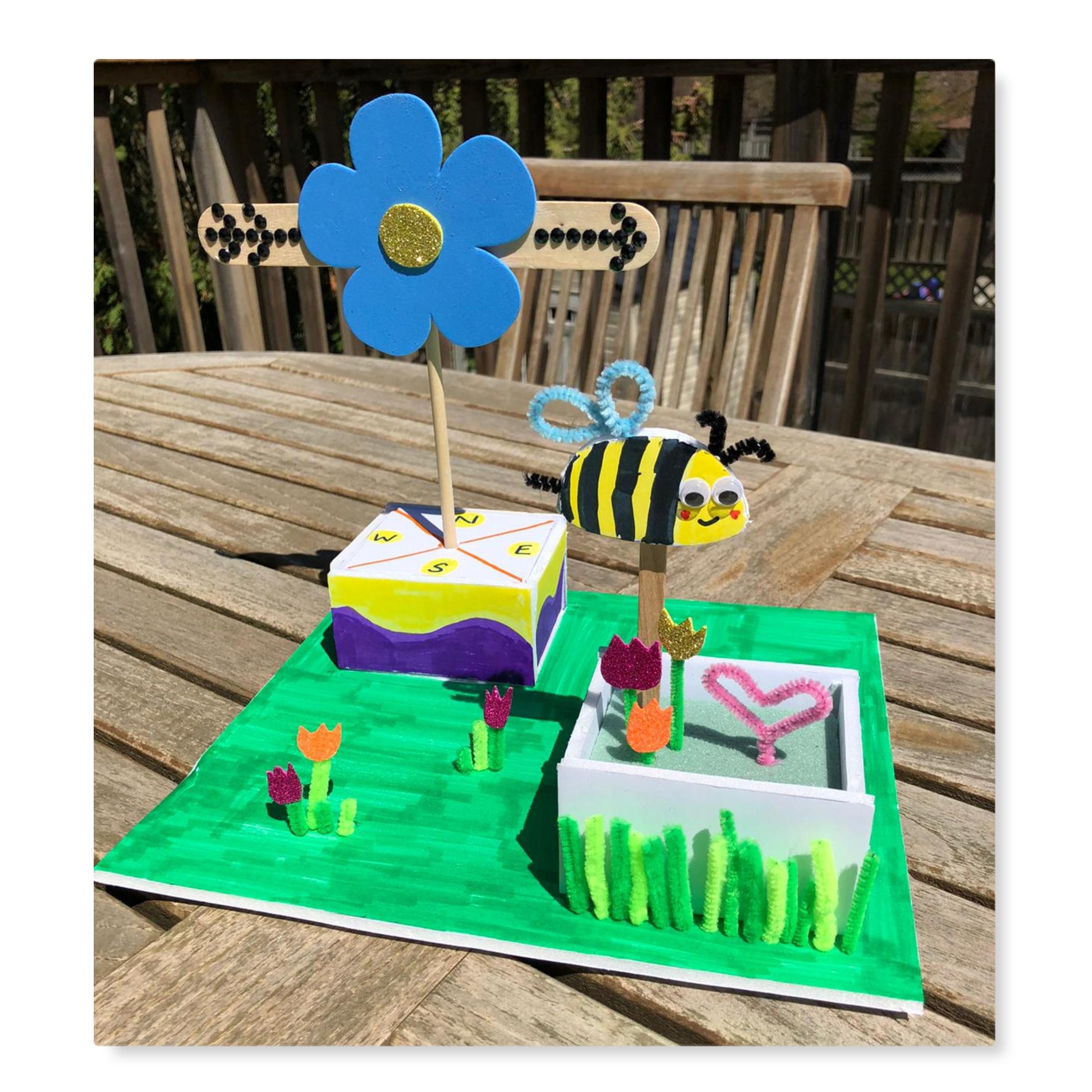 DIY Garden Weather Vane Craft Kit