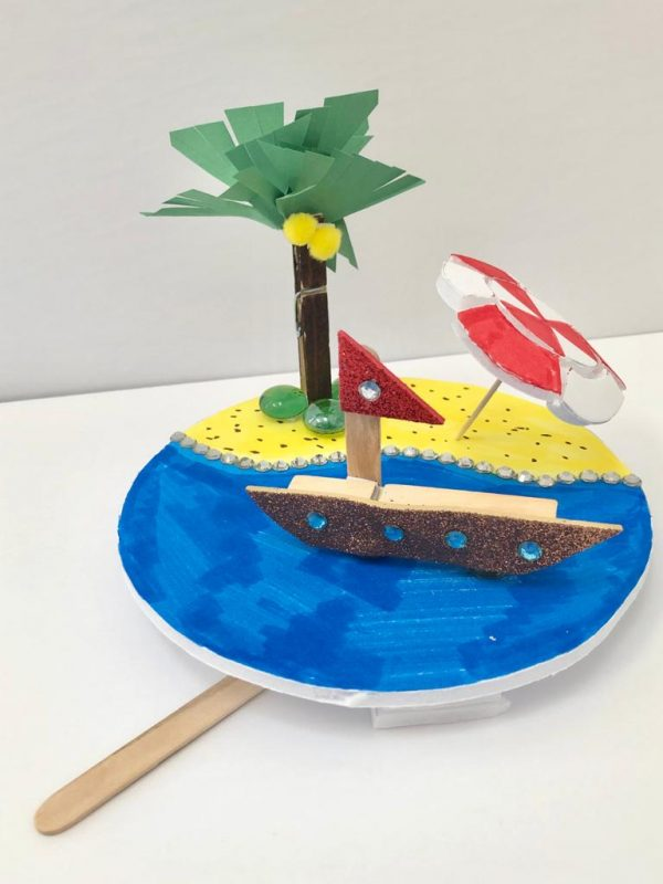 Magnetic Island in the Sun Craft Kit