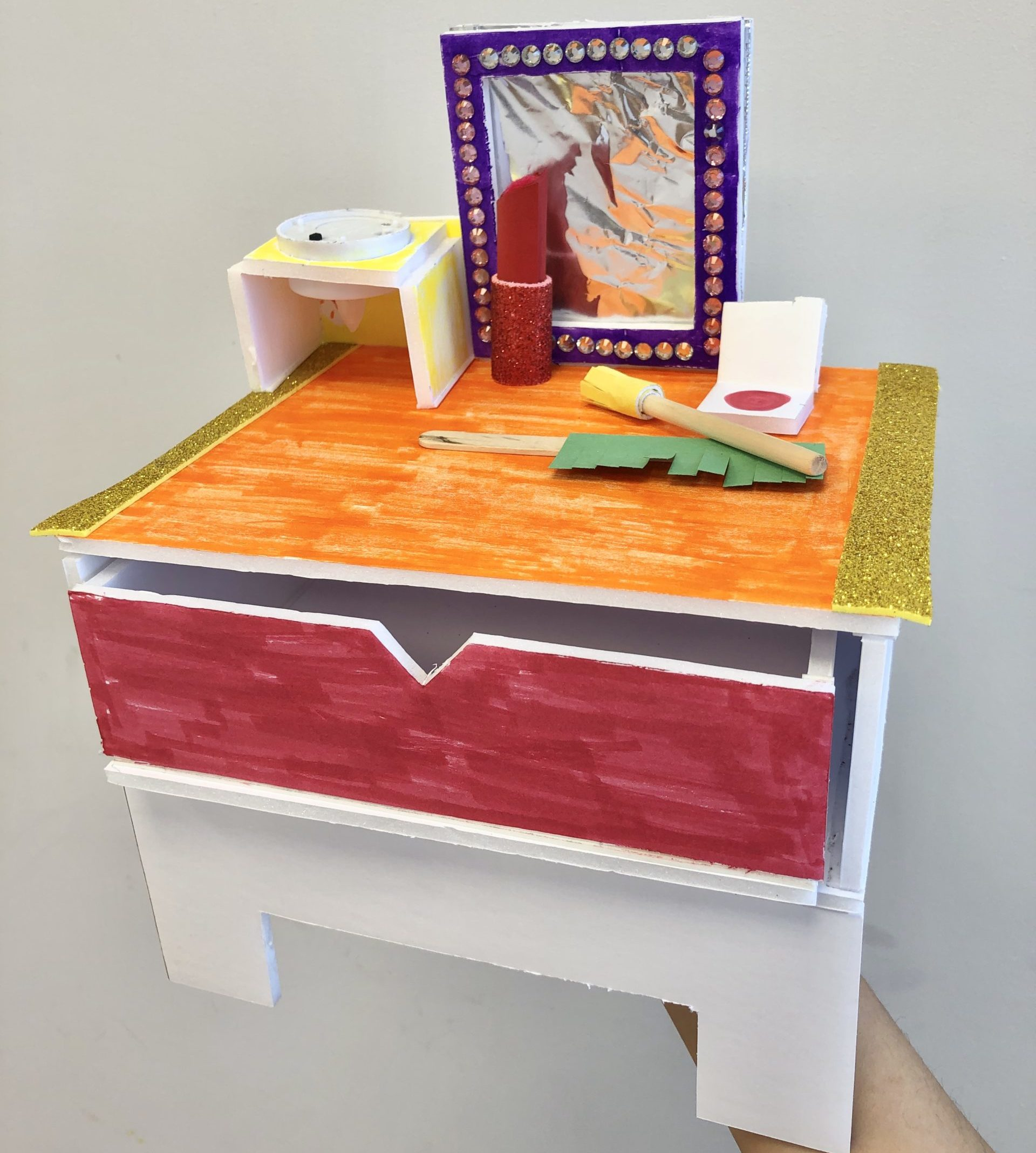 DIY Dressing Table Kit