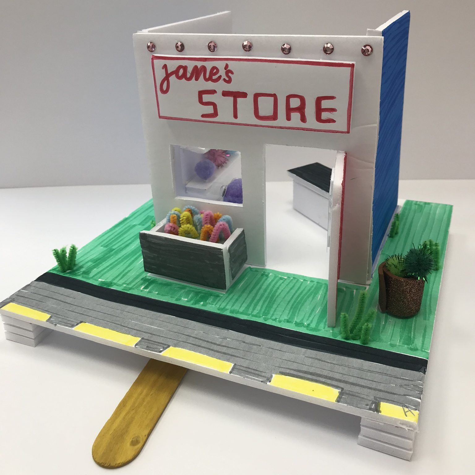 DIY Mini Shop