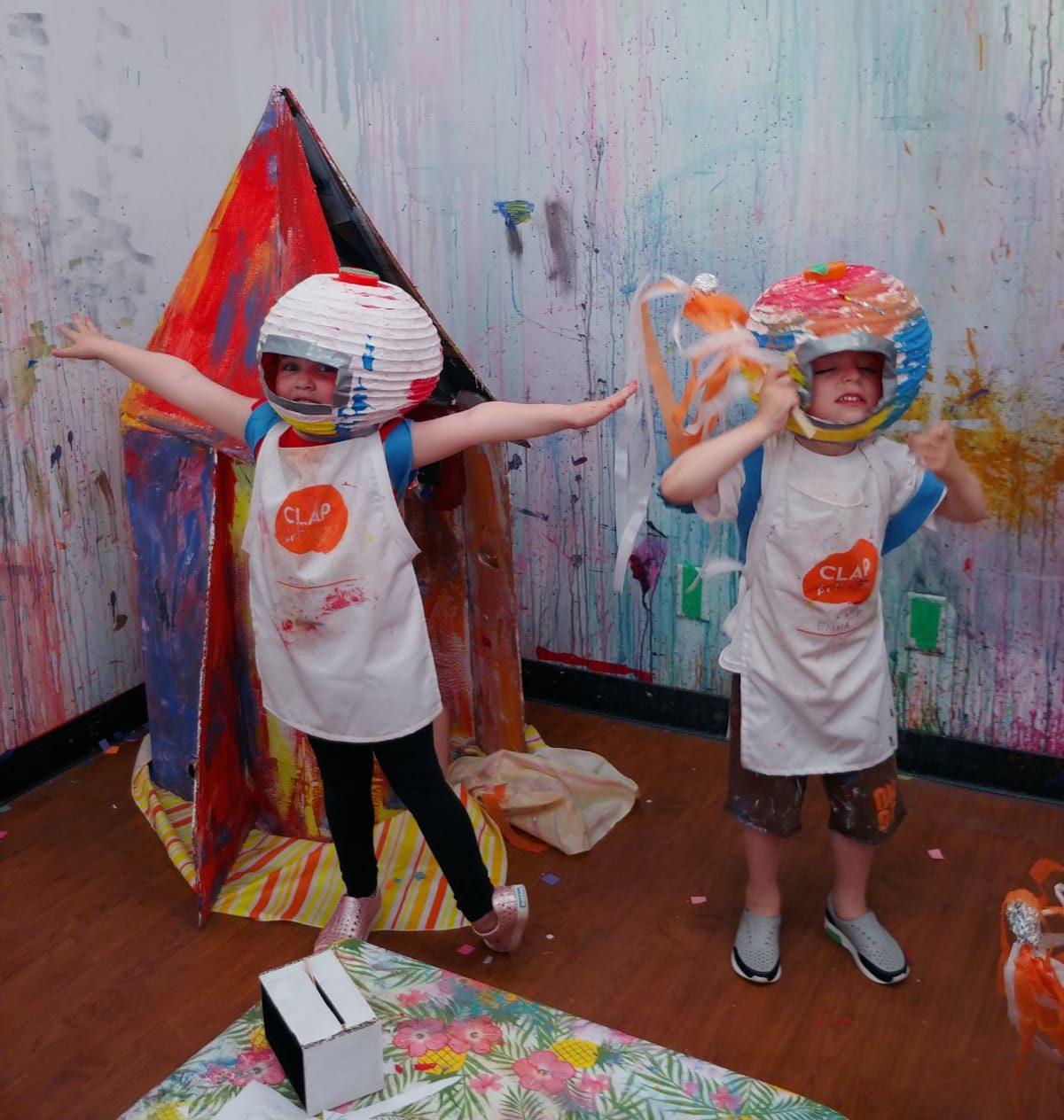 Creative Fun – 3-6 y/o